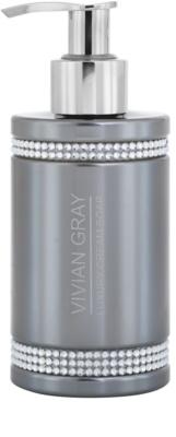 Vivian Gray Crystals Gray високоякісне кремове мило