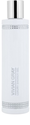 Vivian Gray Crystals White luxusní sprchový gel