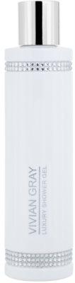 Vivian Gray Crystals White luxusný sprchový gél