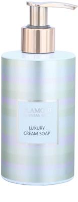 Vivian Gray Golden Glamour luxusné krémové mydlo
