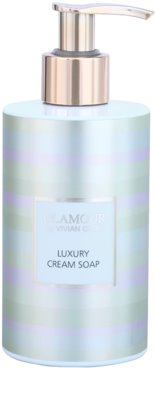 Vivian Gray Golden Glamour луксозен кремообразен сапун