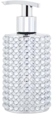 Vivian Gray Precious Crystals Silver luxusné tekuté mydlo na ruky