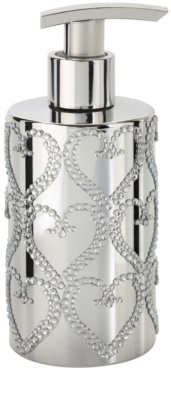 Vivian Gray Precious Silver Hearts fényűző folyékony szappan kézre