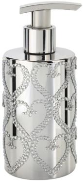 Vivian Gray Precious Silver Hearts luksuzno tekoče milo za roke