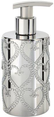 Vivian Gray Precious Silver Hearts луксозен течен сапун за ръце