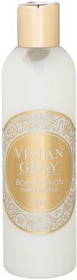 Vivian Gray Romance Sweet Vanilla testápoló tej