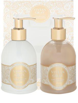 Vivian Gray Romance Sweet Vanilla kozmetični set I.