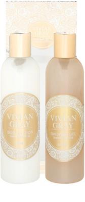 Vivian Gray Romance Sweet Vanilla kozmetická sada II.