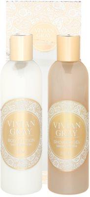 Vivian Gray Romance Sweet Vanilla kozmetični set II.