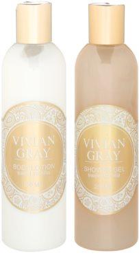 Vivian Gray Romance Sweet Vanilla kozmetični set II. 1
