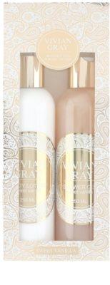Vivian Gray Romance Sweet Vanilla kozmetični set II. 2