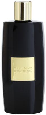 Vivian Gray Style Black gel de ducha de lujo