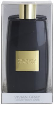Vivian Gray Style Black luksusowy żel pod prysznic 1