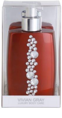 Vivian Gray Starlight Crystals Red високоякісне рідке мило для рук 1