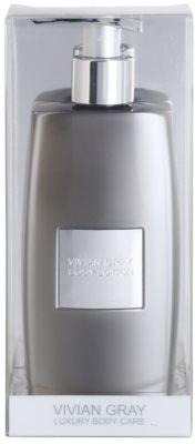 Vivian Gray Style Platinum luxuriöse Bodylotion 1