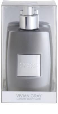 Vivian Gray Style Platinum luksusowe mydło w płynie do rąk 1