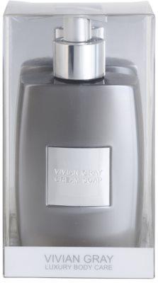 Vivian Gray Style Platinum sabonete líquido de luxo para mãos 1