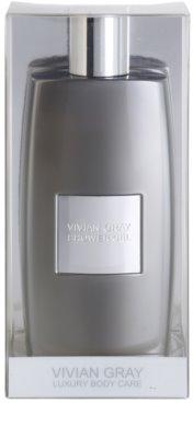 Vivian Gray Style Platinum luxuriöses Duschgel 1