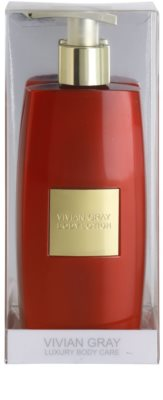 Vivian Gray Style Red luksusowe mleczko do ciała 1