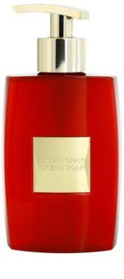 Vivian Gray Style Red luxuriöse Flüssigseife für die Hände