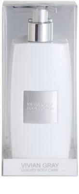 Vivian Gray Style Silver fényűző testápoló tej 1