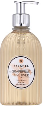 Vivian Gray Vivanel Grapefruit&Vetiver кремове рідке мило