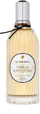 Vivian Gray Vivanel Vanilla&Patchouli туалетна вода для жінок