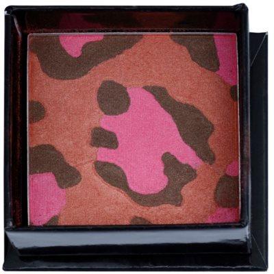W7 Cosmetics Africa bronz puder s čopičem 1