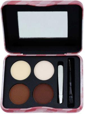 W7 Cosmetics Brow Parlour kit para unas cejas perfectas