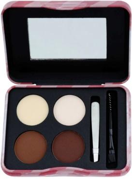 W7 Cosmetics Brow Parlour сет за перфектни вежди