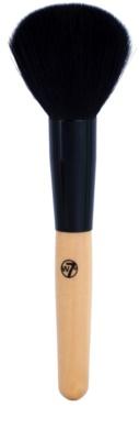 W7 Cosmetics Brush púder - és arcpirosító ecset