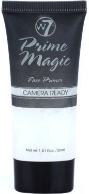 W7 Cosmetics Prime Magic Camera Ready baza de machiaj pentru toate tipurile de ten