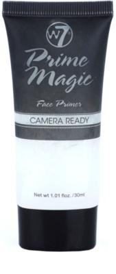W7 Cosmetics Prime Magic Camera Ready sminkalap a make-up alá minden bőrtípusra