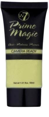 W7 Cosmetics Prime Magic Camera Ready baza impotriva inrosirii