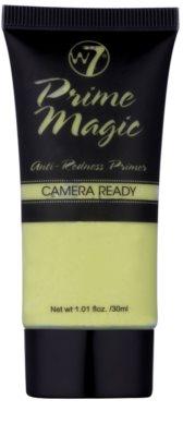 W7 Cosmetics Prime Magic Camera Ready основа против зачервяване
