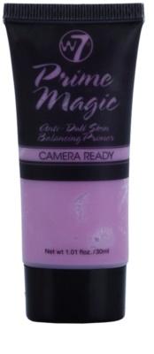 W7 Cosmetics Prime Magic Camera Ready baza pentru machiaj pentru uniformizarea nuantei tenului
