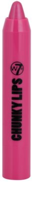 W7 Cosmetics Chunky Lips barra de labios hidratante cremosa