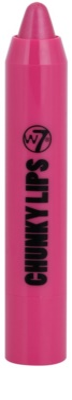 W7 Cosmetics Chunky Lips kremasta vlažilna šminka