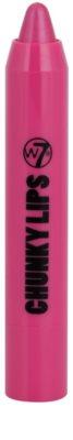 W7 Cosmetics Chunky Lips кремова зволожуюча помада