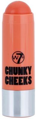 W7 Cosmetics Chunky Cheeks руж с молив