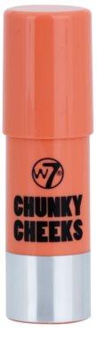 W7 Cosmetics Chunky Cheeks Puder-Rouge im Stift 1