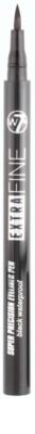W7 Cosmetics Extra Fine voděodolná tužka na oči