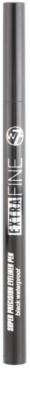 W7 Cosmetics Extra Fine voděodolná tužka na oči 1