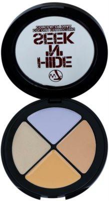 W7 Cosmetics Hide 'N' Seek Abdeckstift gegen die Unvollkommenheiten der Haut
