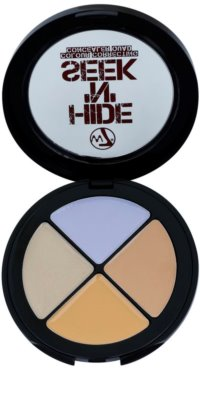 W7 Cosmetics Hide 'N' Seek corector impotriva imperfectiunilor pielii