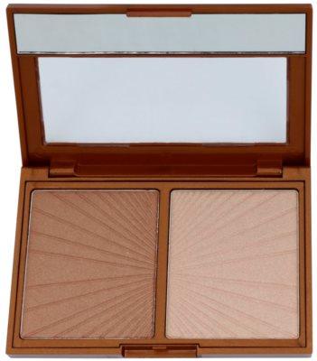 W7 Cosmetics Hollywood Bronzer mit Spiegel