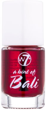 W7 Cosmetics Lip Stain brillo para labios y pómulos
