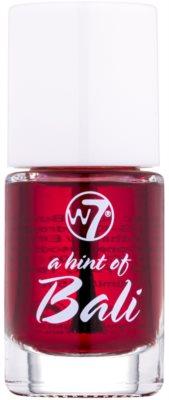 W7 Cosmetics Lip Stain gloss para lábios e maçãs do rosto