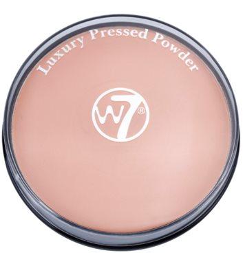 W7 Cosmetics Luxury puder w kompakcie 1