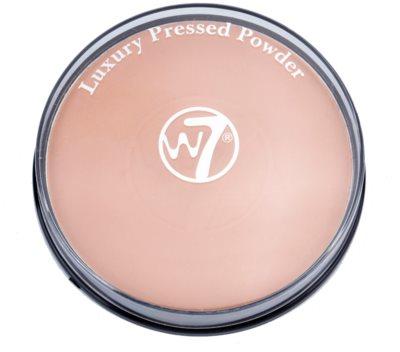 W7 Cosmetics Luxury Kompaktpuder 1